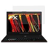 atFolix Schutzfolie kompatibel mit Asus Rog Zephyrus GX501VI Bildschirmschutzfolie, HD-Entspiegelung FX Folie (2X)