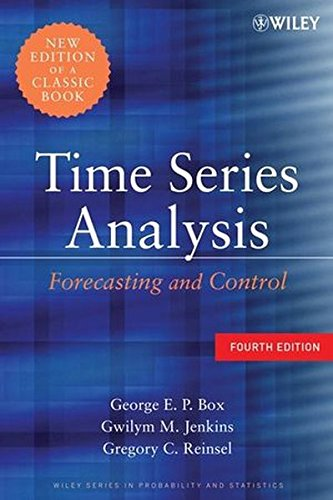 Time Series Analysis: Forecasting and Control (Wiley Series in Probability and Statistics) (Industrial Serie-box)