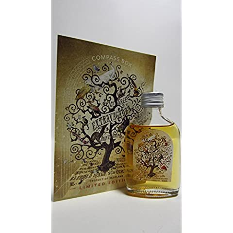 Compass Box Malt - Spice Tree Extravaganza Limited Edition Miniature - Whisky - Extravaganza Box