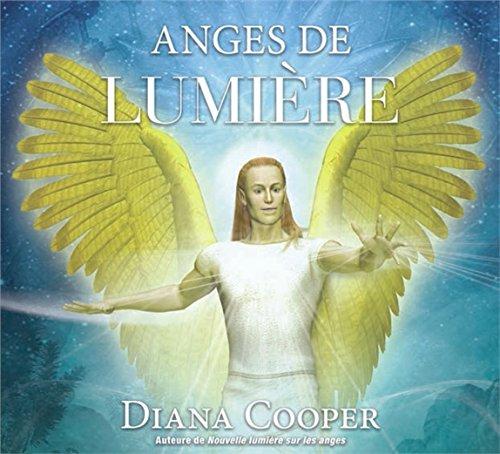 Anges de lumière - Livre audio 2CD par Diana Cooper