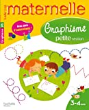 Toute ma maternelle - Cahier Graphisme PS