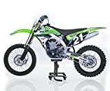 ConStands Cavalletto Alza Moto Cross Lift Mover nero Husaberg FE 125/ 250/ 350/ 390/ E