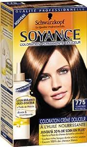 Schwarzkopf Soyance - Coloration Permanente - Châtain Noisette 775
