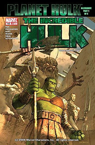 100 Pak (Incredible Hulk (1999-2007) #100)