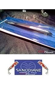 Sanodiane - sanodiane Pince à epiler mors biais inox