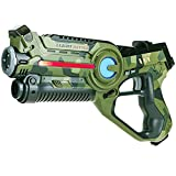 Best Laser Tag Guns - Light Battle Laser tag Active camouflage toy gun Review