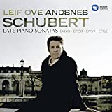 Schubert: Late Piano Sonatas