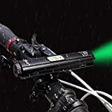 Hellycuche Bike Lights, USB Rechargeable Waterproof, Mountain Bike Light, Cycle Lights, Security Bicycle