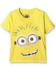 Minions Tom Face, Camiseta Para Niñas