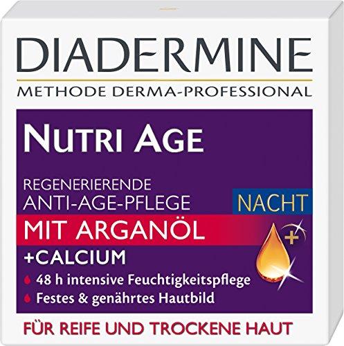 Diadermine Nutri Age Nachtpflege für reife Haut, 50ml
