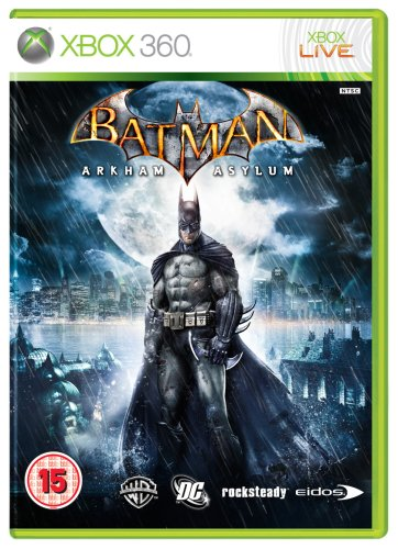 Batman: Arkham Asylum [UK]
