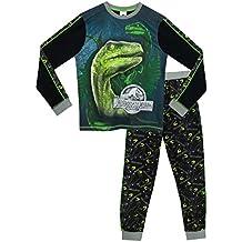 Jurassic World Pijama para Niños - Jurassic World - Brillan En La Oscuridad