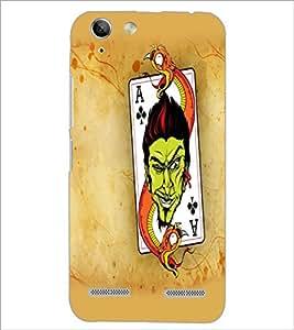 PrintDhaba Cards D-5565 Back Case Cover for LENOVO VIBE K5 PLUS (Multi-Coloured)