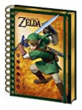Close Up The Legend of Zelda - Taccuino in Formato DIN A5, Motivo: Link 3D