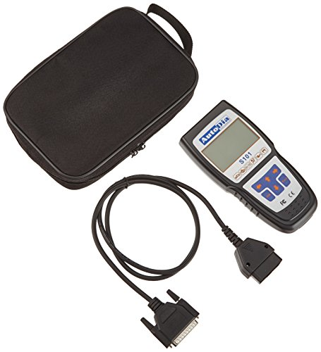 AutoDia KWP2711 S101 OBD OBD2 CAN Bus Diagnosegerät Autodiagnose Servicerücksteller