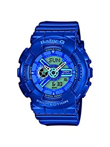 Casio Damen-Armbanduhr XL Baby-G Analog - Digital Quarz Resin BA-110BC-2AER