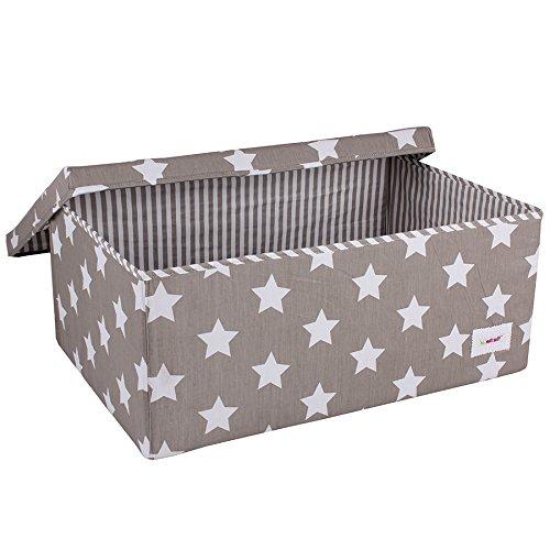 Aufbewahrungsbox Mit Deckel Kinderzimmer aufbewahrungsbox mit deckel kinder amazon de