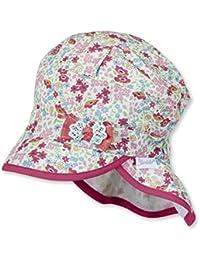 Sterntaler Mädchen Mütze Hut m. Nackenschutz