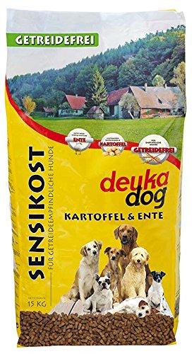2 x15 kg Deuka Dog Sensikost Hundefutter getreidefrei