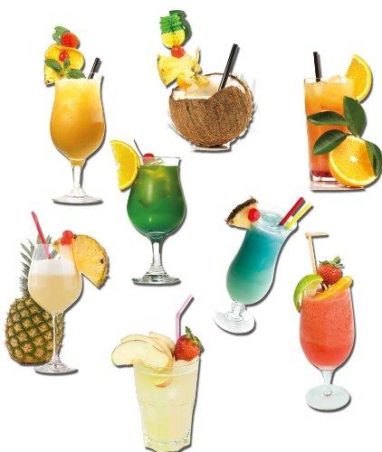 cocktail-magnete-8er-set-karibische-cocktails-lust-auf-karibik-kuhlschrankmagnete-mit-motiv-fur-magn
