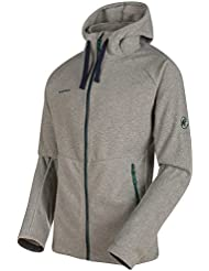 Mammut CHAQUETA CON CAPUCHA YADKIN ADVANCED ML HOMBRE BOTTLE - Chaqueta, Hombre, Multicolor - (BOTTLE)