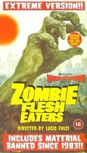 Zombie Flesh Eaters Vhs Tisa Farrow Ian Mcculloch