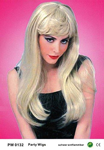 Perücke blond - gute Qualität und super ()