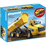 Playmobil 5468 City Action Construction Industial Dump Truck