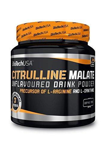 Biotech USA Citrulline Malate, 300g Dose (5er Pack)