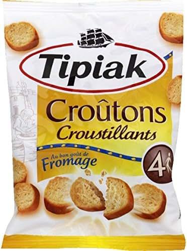 Tipiak croûtons fromage 90g Prix Unitaire - Envoi Rapide Et Soignée
