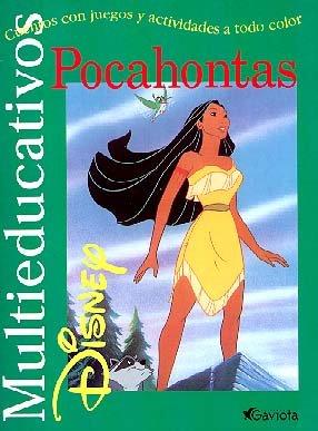 Pocahontas: Cuentos con Juegos y actividades a todo color (Multieducativos Disney)
