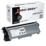 Logic-Seek Kompatibel Toner für Brother TN-2320 TN-2310 TN2320 Toner Replacement für Brother MFC-L2700DW, HL-2300D, DCP-L2520DW - Black/Schwarz 2.600 Seiten