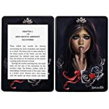 Diabloskinz B0085-0080-0004 selbstklebender Vinyl Skin für Amazon Kindle Paperwhite Placebo