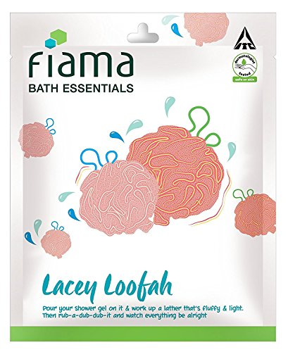 Fiama Bath Essentials Lacey Loofah