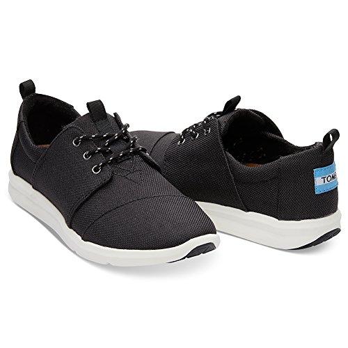 Del Rey Sneak Schuh black Black