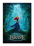 Brave [Blu-Ray]+[Blu-Ray 3D] [Region B] (IMPORT) (Nessuna versione italiana)