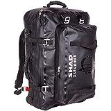 SHAD W0SB55 Travel Bag SW55 Bolsa Blanda para Motocicleta, Resistente al Agua, Color Negro