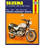 Suzuki GS-GSX 250, 400 and 450 Twins Owners Workshop Manual, M736: '79-'85
