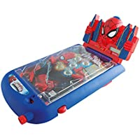 Imc Toys - Pinball Spiderman Lunes Y Sonidos Electronicos 43-550117