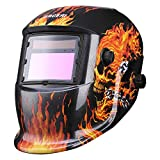 Best casco di saldatura - URCERI Casco di Saldatura, Solare Oscuramento Automatico, 4 Review