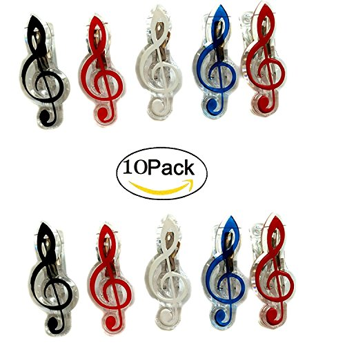 bestsounds-plastic-high-notes-music-stand-sheet-book-page-clip-note-clip-with-10-pcs-high-notes