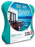 LA VIDA ES BELLA - Caja Regalo - TRES DÍAS PARA RELAJARSE - 380 hoteles hasta 5* con spa