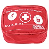 PETEX 43930112 Sport und Freizeit Verbandtasche, Rot