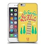 Head Case Designs Pisa I Dream Of Italy Soft Gel Case for Apple iPhone 6 Plus / 6s Plus
