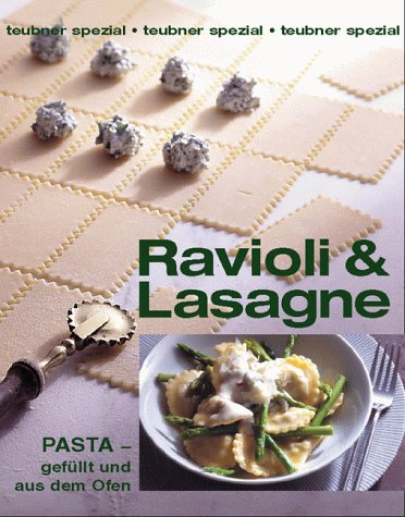 Preisvergleich Produktbild Ravioli & Lasagne