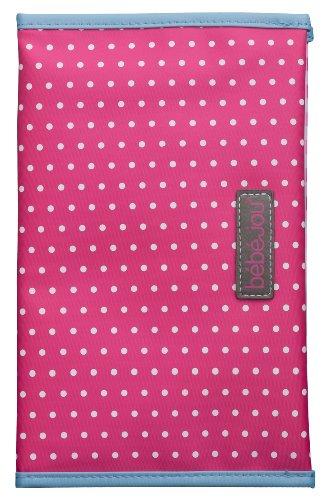 Bébé-Jou 310244 - Guardapañales plastificado, color rosa