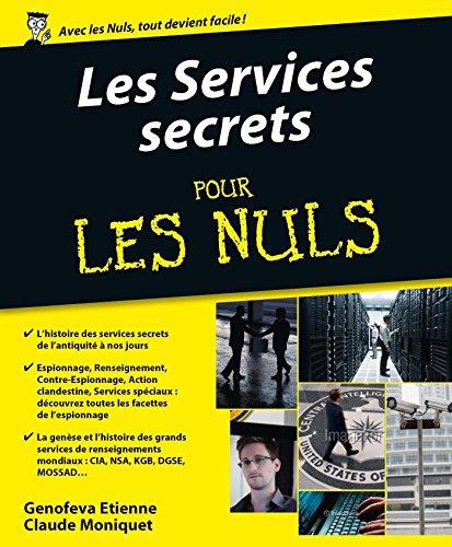 Livres Les services secrets Pour les Nuls pdf ebook
