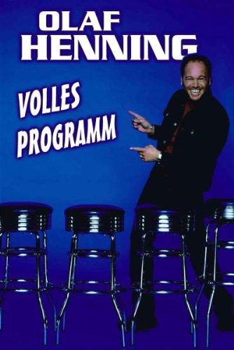 Olaf Henning - Volles Programm 667 Dvd
