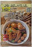 Lobo Fünf-Gewürze Mischung Pae Lo Pulver 65g Thailand