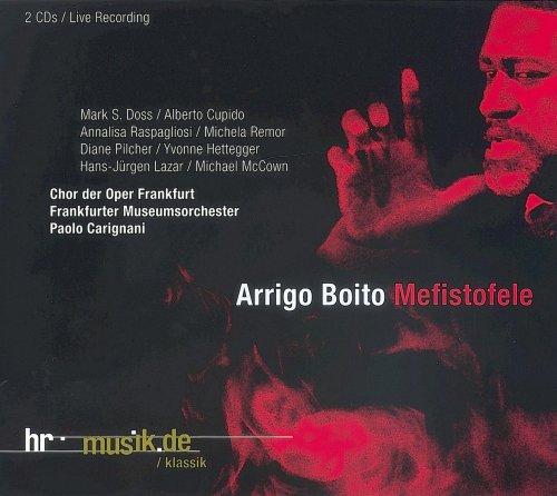 Preisvergleich Produktbild Arrigo Boito: Mefistofele